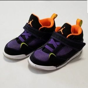 Jordan kids Flight 45 Sneakers tennis shoes boy